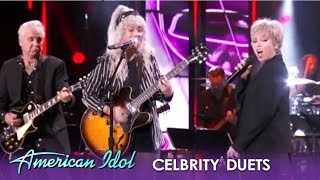 "Kate Barnette & Pat Benatar w/Neil Giraldo: ""Heartbreaker""   American Idol 2019"