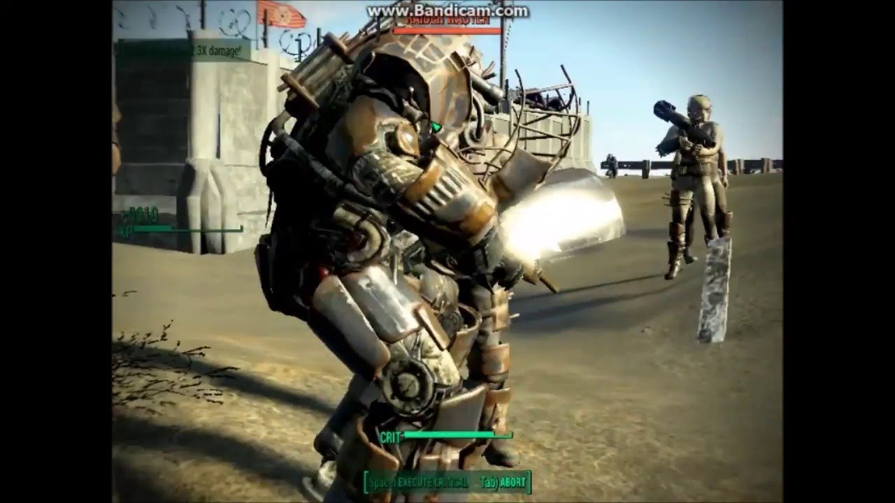 Fallout 4 Tips: How to deal with Power Armored Enemy
