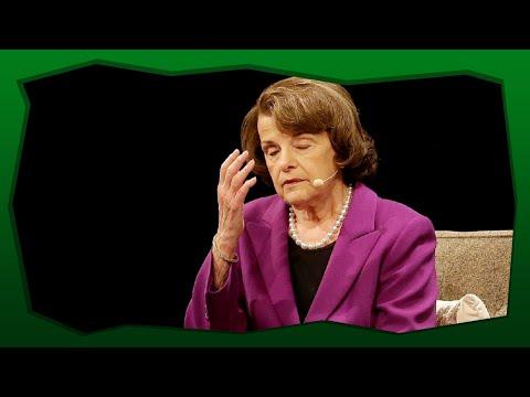 Sen. Dianne Feinstein Confesses
