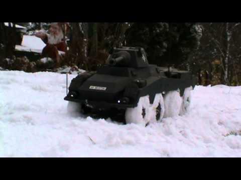 RC Panzerspahwagen SdKfz 234 Puma