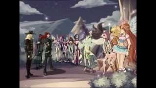 "Winx Club Season 4 Episode 25 ""Morgana's Secrets"" RAI English Part 1"