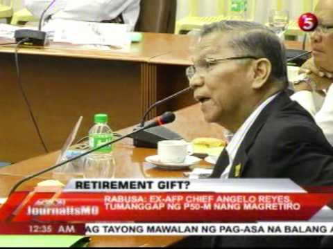 SENATE GRILLS FORMER AFP OFFICIALS DURING PLEA BARGAIN HEARING by Andrea Bautista