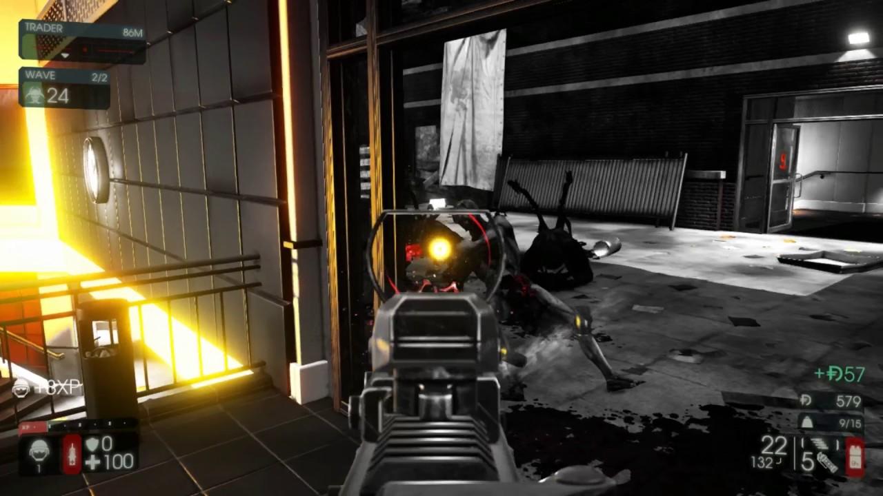 Killing floor 2 swat basic training gameplay youtube for Killing floor trainer