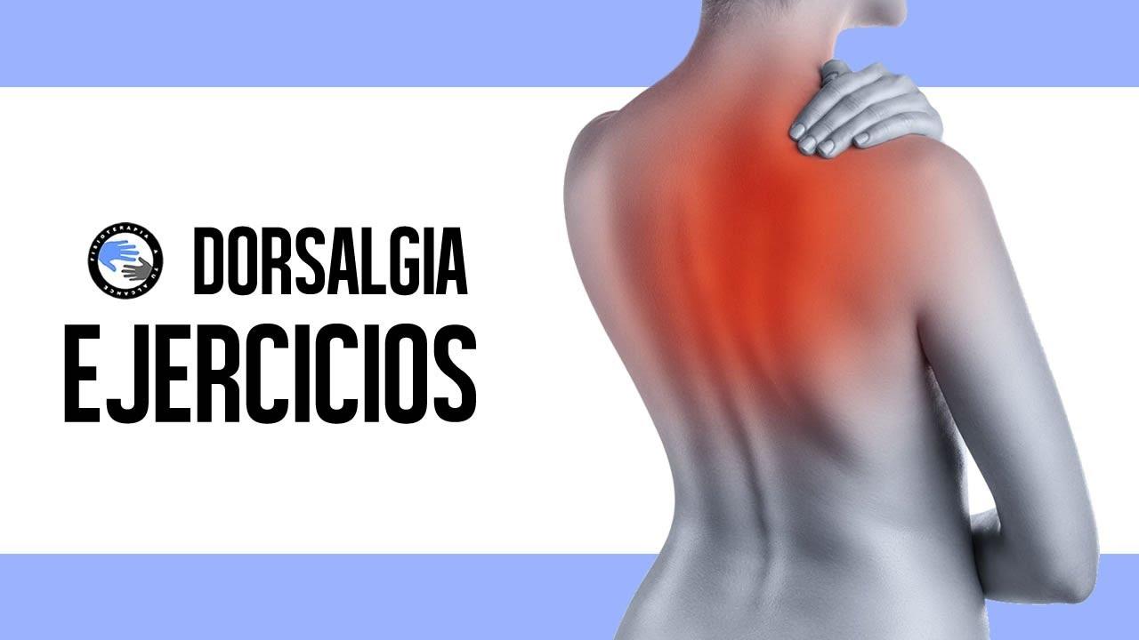 dolor en la espalda media lado izquierdo