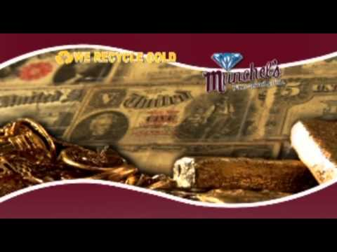 Buy & Sell Fine Jewelry, Gold, Bullion & Silver Coins at Munchels Fine Jewelry