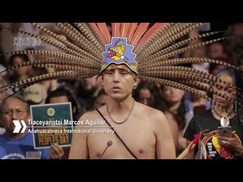 FNX Now - Indigenous People's Day Replaces Columbus Day