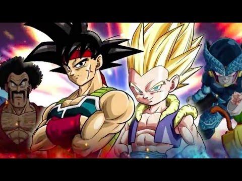 Dragon Ball Z: Extreme Butoden Official Japan Expo Trailer