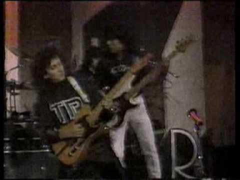 El Tri Maria Sabina En Directo 1989 Youtube