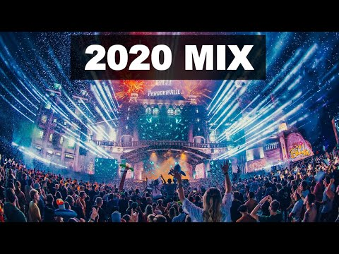 New Year Mix 2020 - Best of EDM Party Electro House & Festival Music