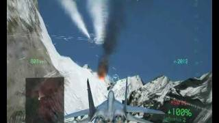 Tom Clancy's HAWX 2 - Gameplay - Interception Course (Parte 2/2)