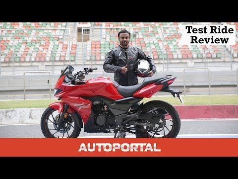 Hero Motocorp Xtreme 200S Review - Autoportal