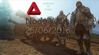 node war bdo  addicted vs ember  non edit   full fight