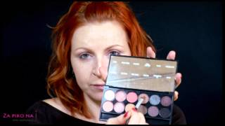 Lahek, dnevni makeup s paletko Oh so special Thumbnail