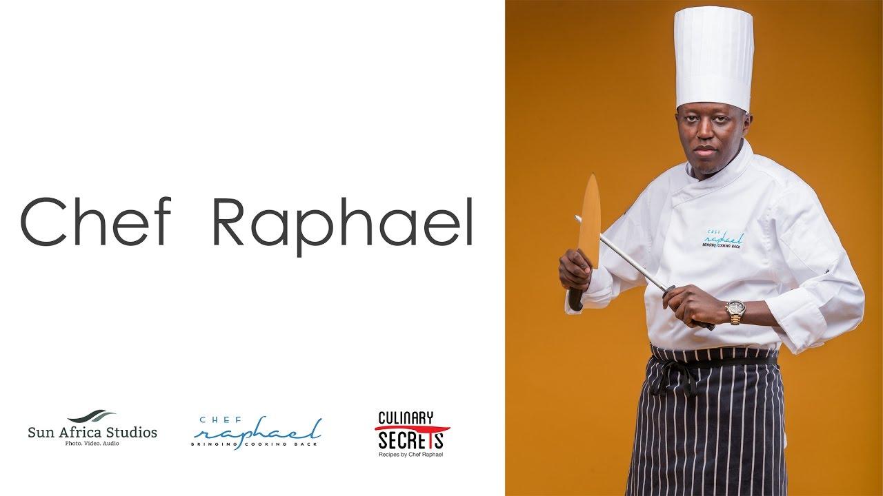 Chef Raphael\'s Rosemary Chicken - YouTube