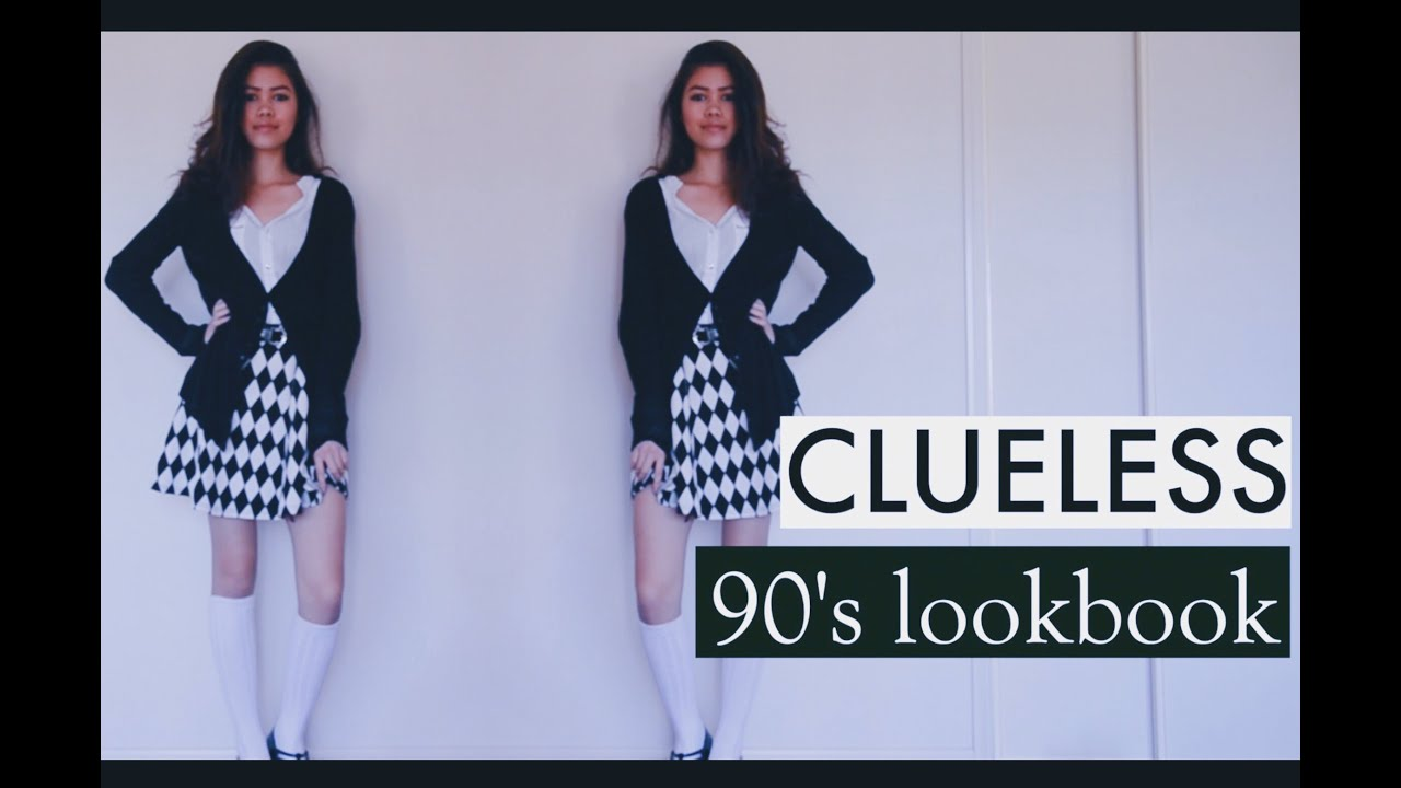 Clueless Inspired Lookbook - Cher Horowitz | 90u0026#39;s Outfits ...