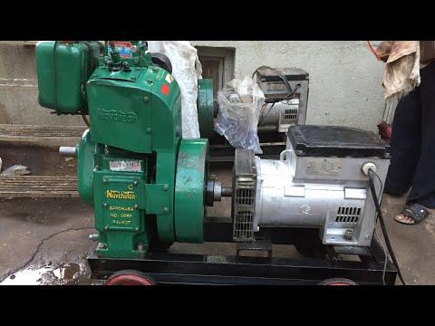 Dj Generator Testing Firing 7.5/12 Kv 3 Phase