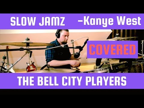 SLOW JAMZ - Kanye West ft Twista and Jamie Foxx COVERED