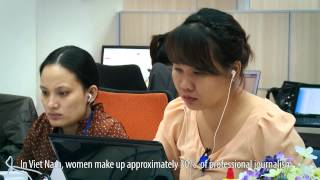 Women and the Media in Viet Nam