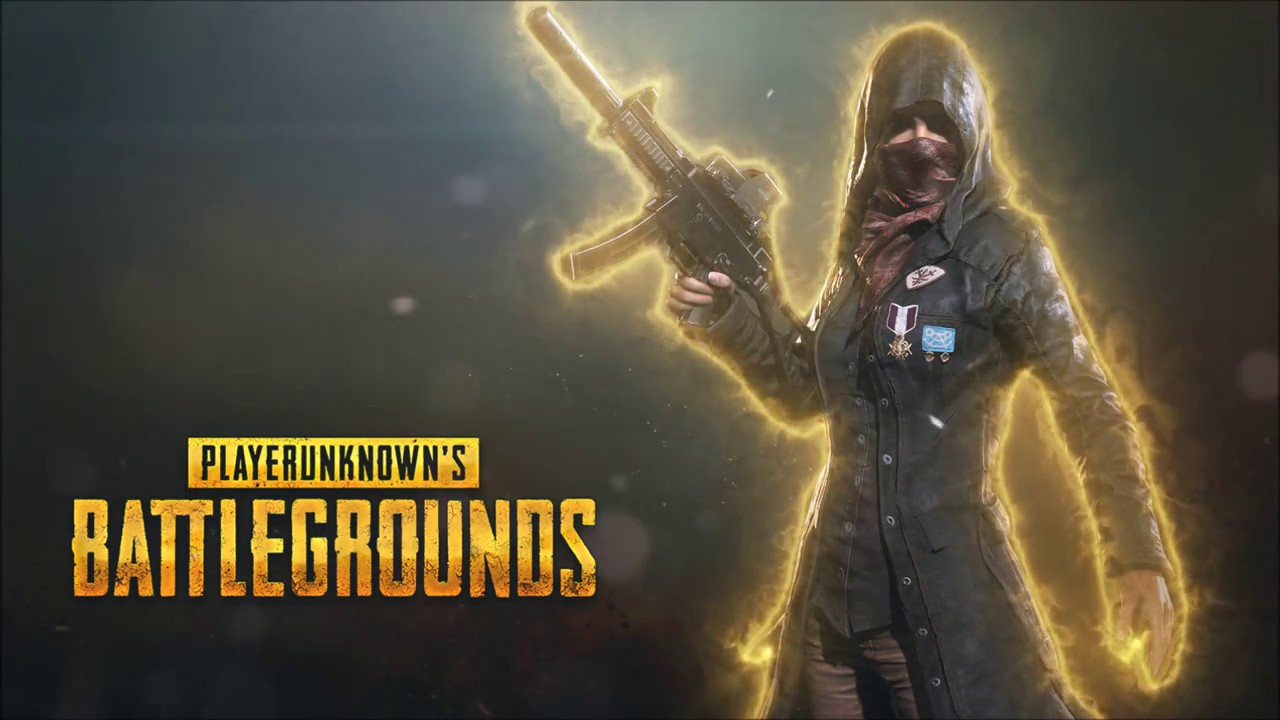 Playerunknown's Battlegrounds Animated Background FREE