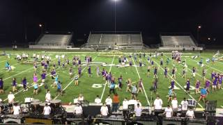 Sept 3, 2015 Fly to Paradise.               Sound of Brownsburg