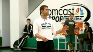Real Training Camp – All-access: Boston Celtics