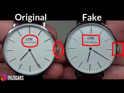Cara Membedakan Jam DW Asli dan Palsu -Daniel Wellington Watch
