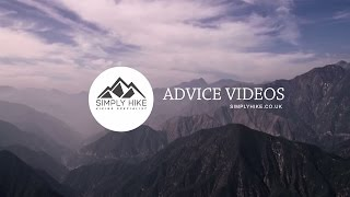 Four Steps To Help Plan Your Hiking Route - www.simplyhike.co.uk