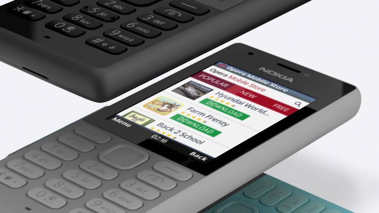 NEW Nokia 216 phone Review - October 2016 (Nokia 216 Duel Sim Sport Edition)