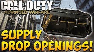 Advanced Warfare: جديد ''انخفاض افتتاح العرض!'' AW انخفاض افتتاح العرض! ''AW النخبة انخفاض امدادات فتح''