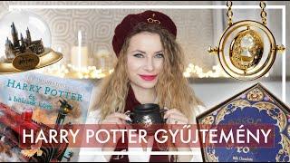 Harry Potter gyűjteményem | Viszkok Fruzsi