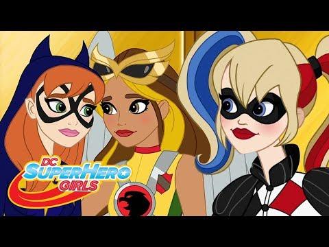 Anti-Hall Monitor Part 2   511   DC Super Hero Girls thumbnail