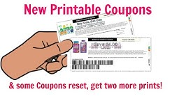 Flintstones Coupon reset - get two more prints! Beyond Dog or Cat food for pennies and more!