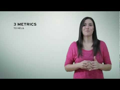 Top 3 test metrics for decision makers