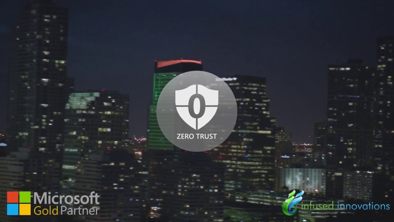 Microsoft Announces Zero Trust Implementation Partnership with Infused Innovations 1