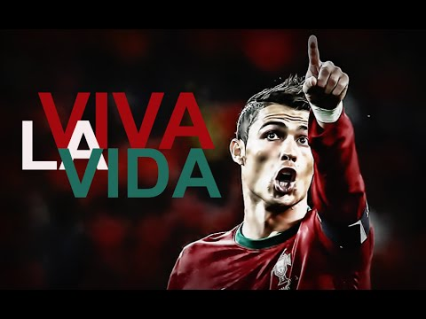Cristiano Ronaldo - Viva la Vida, Amazing Moments ► (Skills,Dribblings,Speed,Goals)