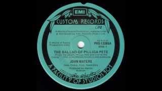 John Waters - The Ballad Of Pilliga Pete (Australian Country Music)