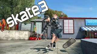 Skate 3: Head Trauma [PS3 Gameplay, Commentary]