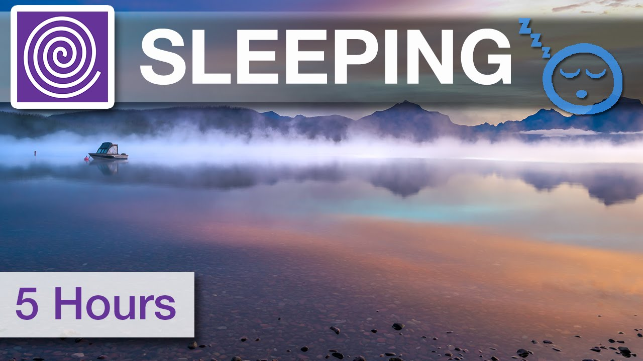 Guided Sleep Music - Sleep Sounds Guiding you to a Natural Dose to Sleep Quickly ↪️ #GUIDED02