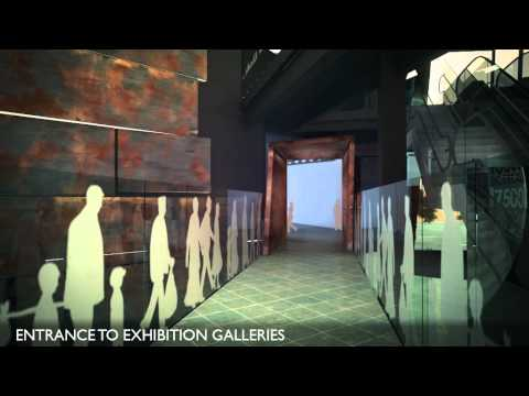 Titanic Belfast® walk through