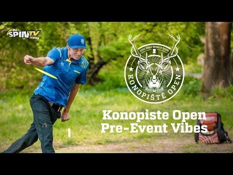 2017 Konopiště Open - Pre-Event Vibes