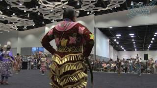 Teen Girls Jingle - 2018 Manito Ahbee Pow Wow - PowWows.com