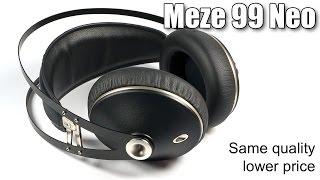 Review of Meze 99 Neo headphones