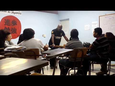 Curso de Creole Haitiano UASD Jude Sanon/Creole al Español /Creole pronunciation