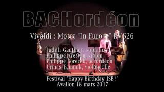 "Vivaldi Motet ""In Furore"""