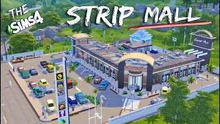 I MADE THE MALL WE WANT IN SIMS 4 | 2021 Sims 4 MALL