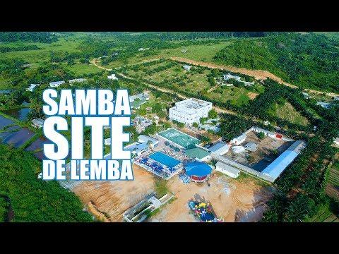 CONGO VLOG | SAMBA SITE TOURISTIQUE | République du Congo – Afrique Centrale