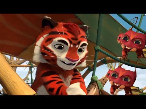 Лео и Тиг — Панго Великолепный —Серия 43 | Мультики для детей