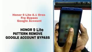 how to update android oreo 8 1 Custom rom on HUAWEI HONOR 9 LITE