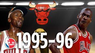 Michael Jordan's Bulls Dynasty: 1995-1996 | NBA Highlights on ESPN