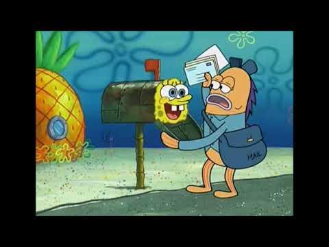spongebob essay mailman